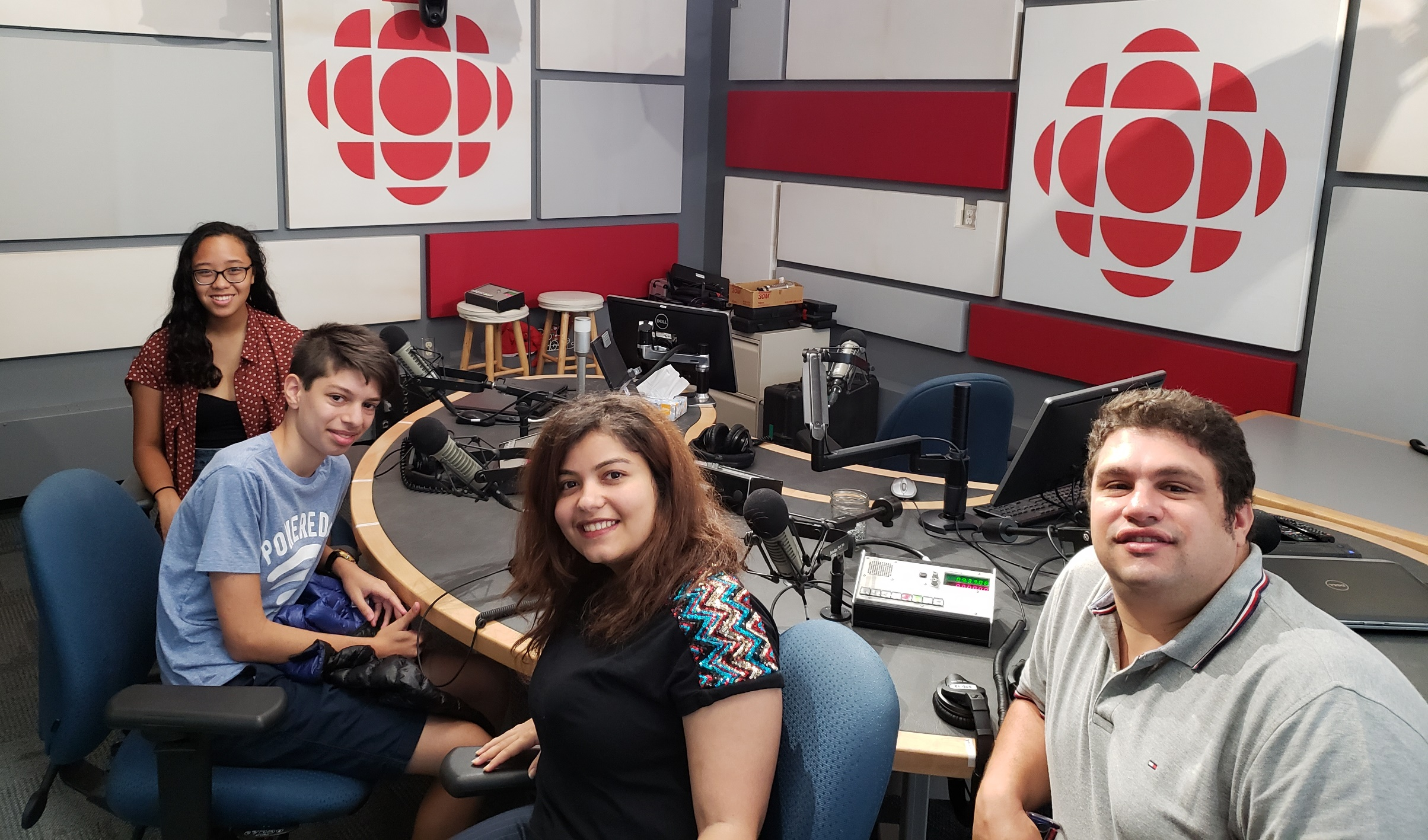 New Voices at CBC