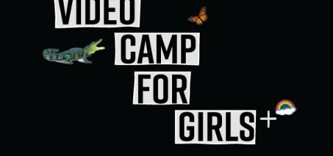 video camp for girls image