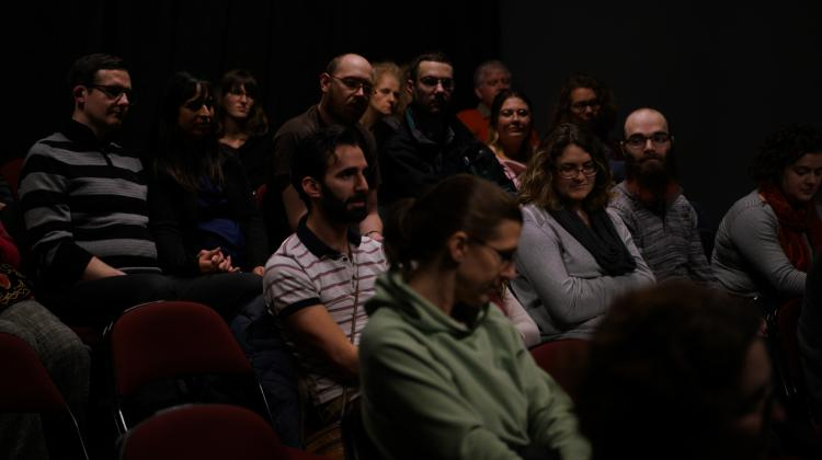 After Horizons - Pixie Cram, Matthieu Hallé, and Andrés Salas, presented by SAW Video and Cinema Politica
