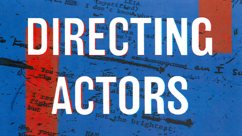 Directing Actors Banner