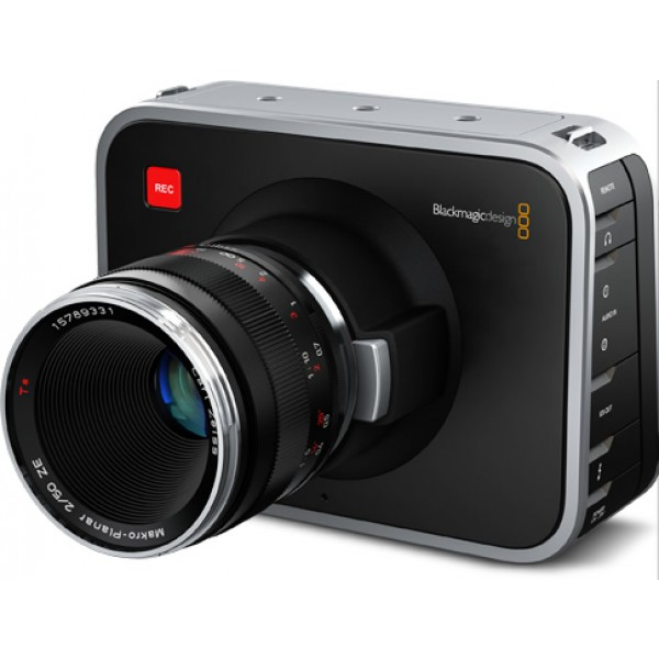 Workshop: Black Magic Cinema Camera | SAW Video Media Art Centre