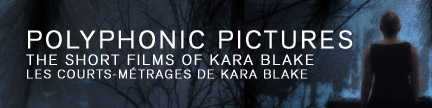 Polyphonic Pictures: The Short Films Of Kara Blake / les courts métrages de Kara Blake