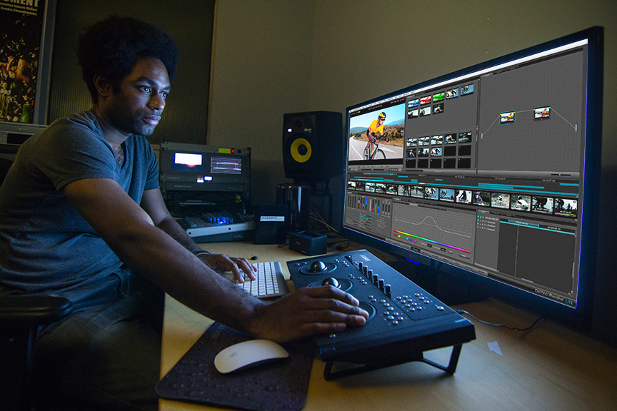 Upgrade to our editing suite saw video media art centre
